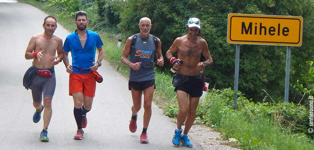 Michele Evangelisti, Paolo Massarenti - Alpe Adria Trail