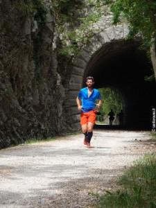 Michele Evangelisti, Alpe Adria Trail, Ciclo pedonale Cottur Trieste